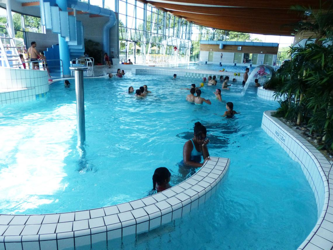 Centre Aquatique Le Grand Communauté De Communes De Grand Lieu - Piscine de saint philbert de grand lieu
